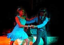 bailar música cubana