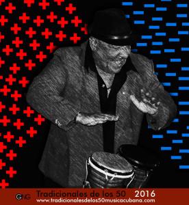 música cubana bongó
