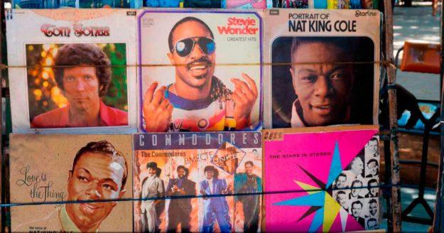 Discos de Nat King Cole