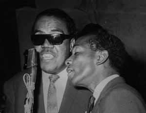 José Tejedor and Luis duet