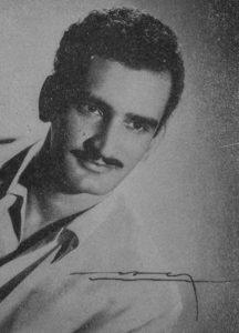 foto de primer plano de Guillermo Álvarez Guedes