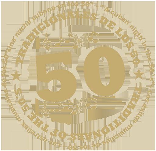 logo deTradicionales de los 50