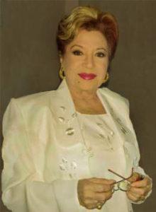 Lourdes Torres cantante cubana integrante de los modernistas