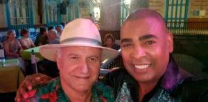 Samuel Calzado y Roberto Rodríguez